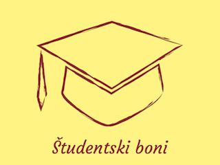 Študentski Boni