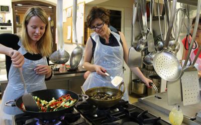 Junijski sklop štirih kuharskih tečajev