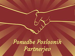 Ponudba poslovnih partnerjev