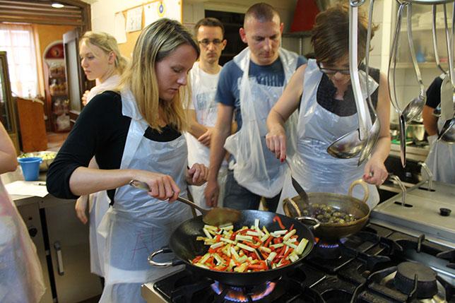 Junijski kuharski tečaj